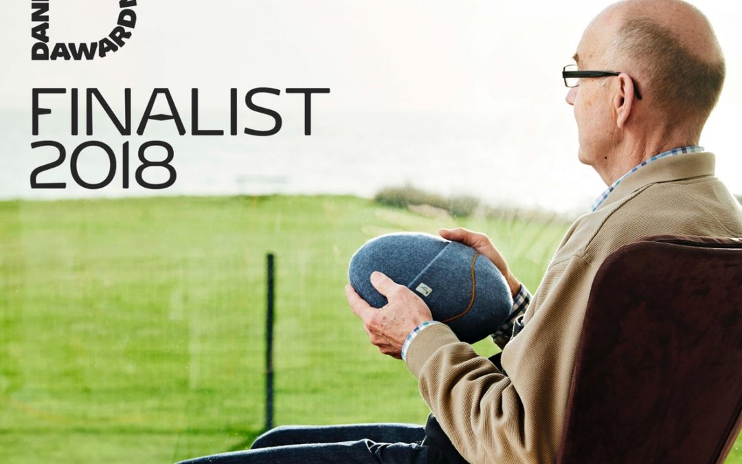 inmu has been nominated at Danish Design Award '18