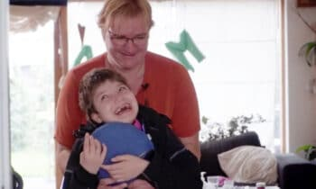 VIDEO: Child with autism finds peace and comfort with inmuRELAX