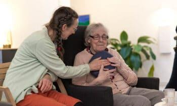 Svensk studie: inmuRELAX forbedrer livskvaliteten for mennesker med demens