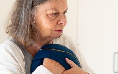 inmuRELAX ermöglicht es dem Personal, in der täglichen Pflege für Nähe und Ruhe zu sorgen.